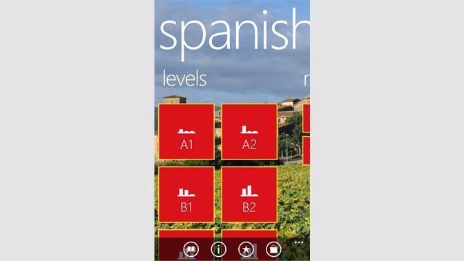 Get Spanish - Microsoft Store
