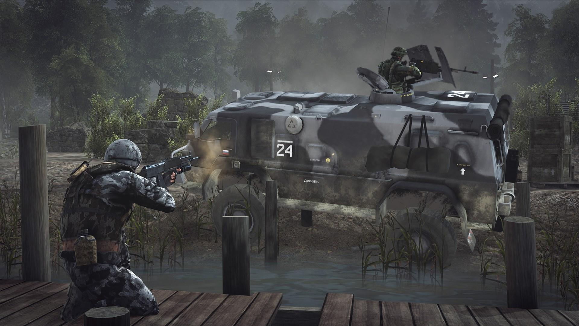 Battlefield: Bad Company™ Conquest