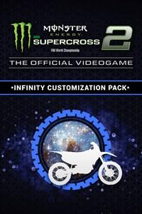 Monster Energy Supercross 2 - Infinity Customization Pack
