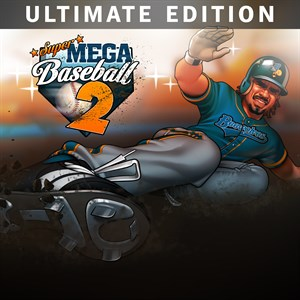 Super Mega Baseball 2: Ultimate Edition Xbox One