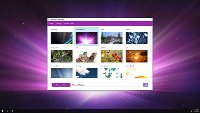 Get Desktop Live Wallpapers - Microsoft Store