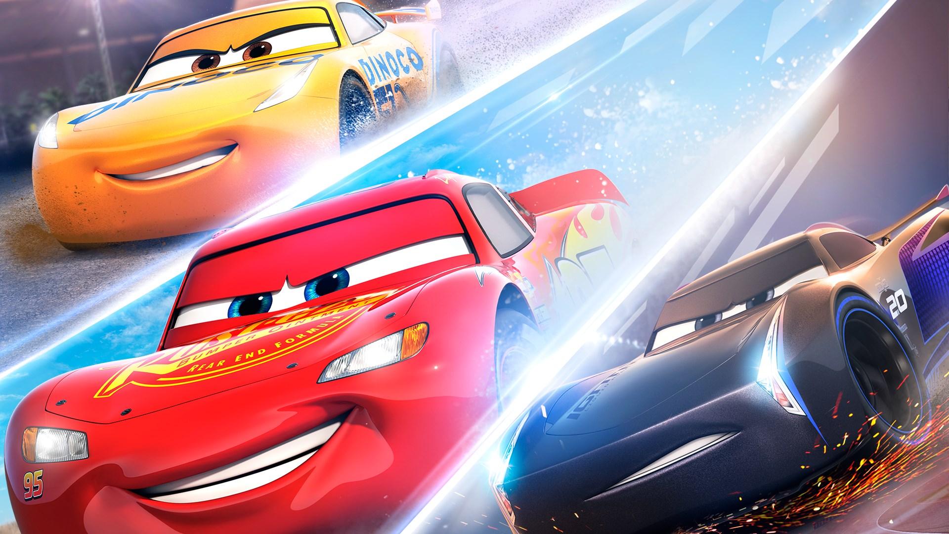 Cars 3 Driven To Win Satin Al Microsoft Store Tr Tr