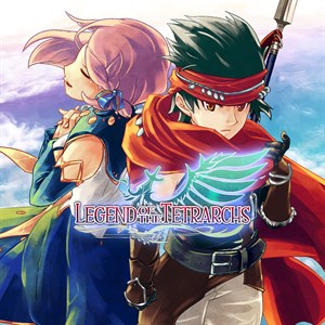 Legend of the Tetrarchs Xbox One