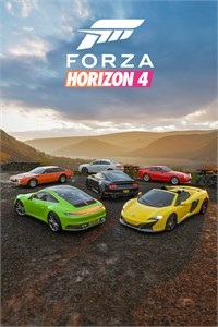 Forza Horizon 4 High Performance Car Pack