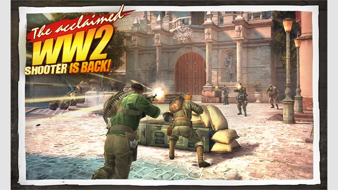 Get Brothers in Arms® 3: Sons of War - Microsoft Store