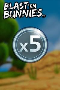 Carátula del juego BEB: 5x Multiplier