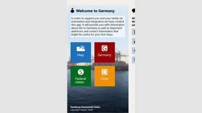Get Welcome to Germany - Microsoft Store
