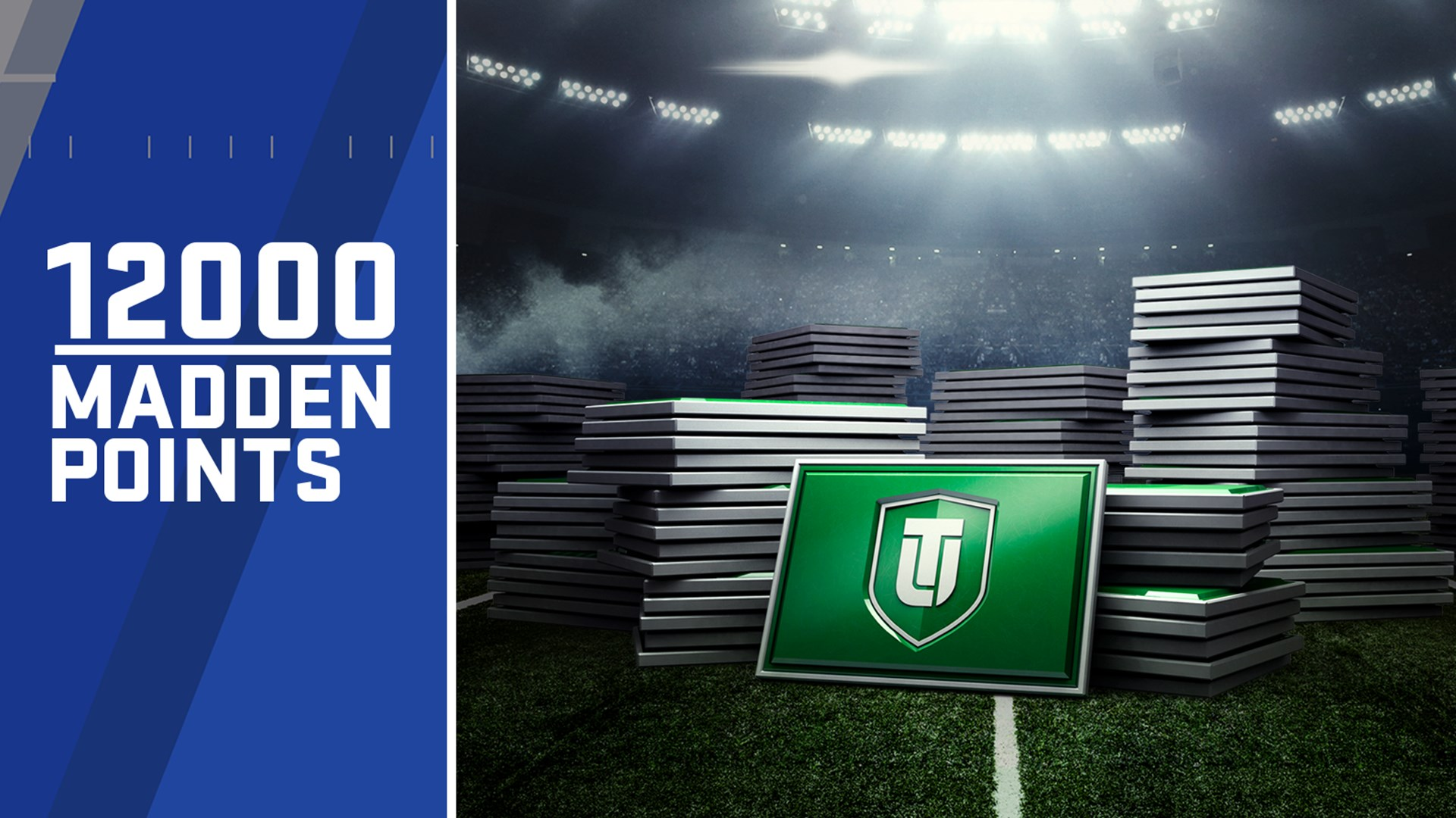 12000 Madden NFL 18 Ultimate Team Points