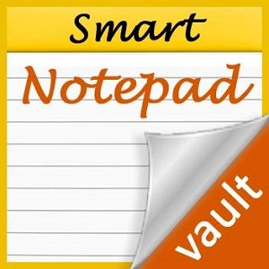 Smart Notepad (+ Hidden Vault to store Private Pictures & Videos)