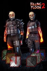 Carátula para el juego Reaper Outfit Bundle de Xbox 360