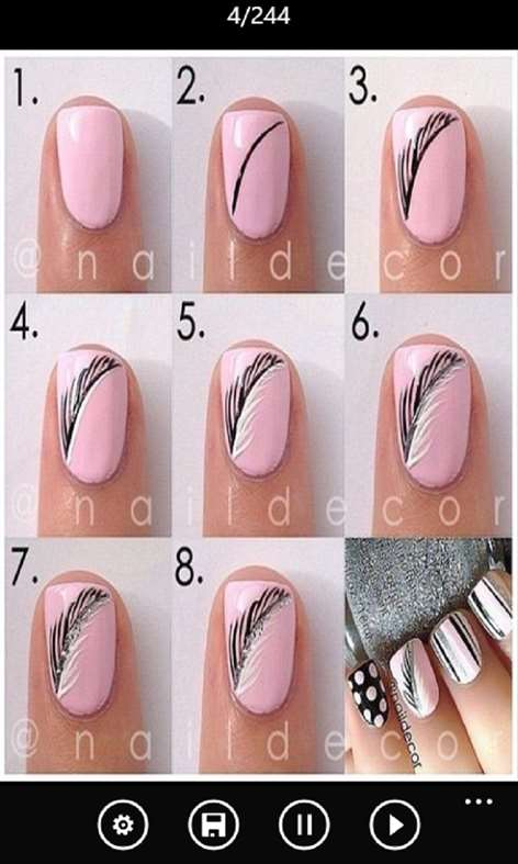 Get nail art step by step microsoft store screenshot prinsesfo Images