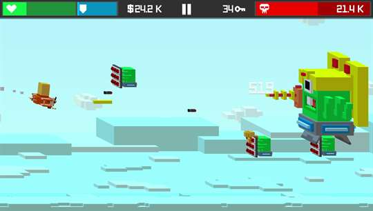 Tappy Sky screenshot 3