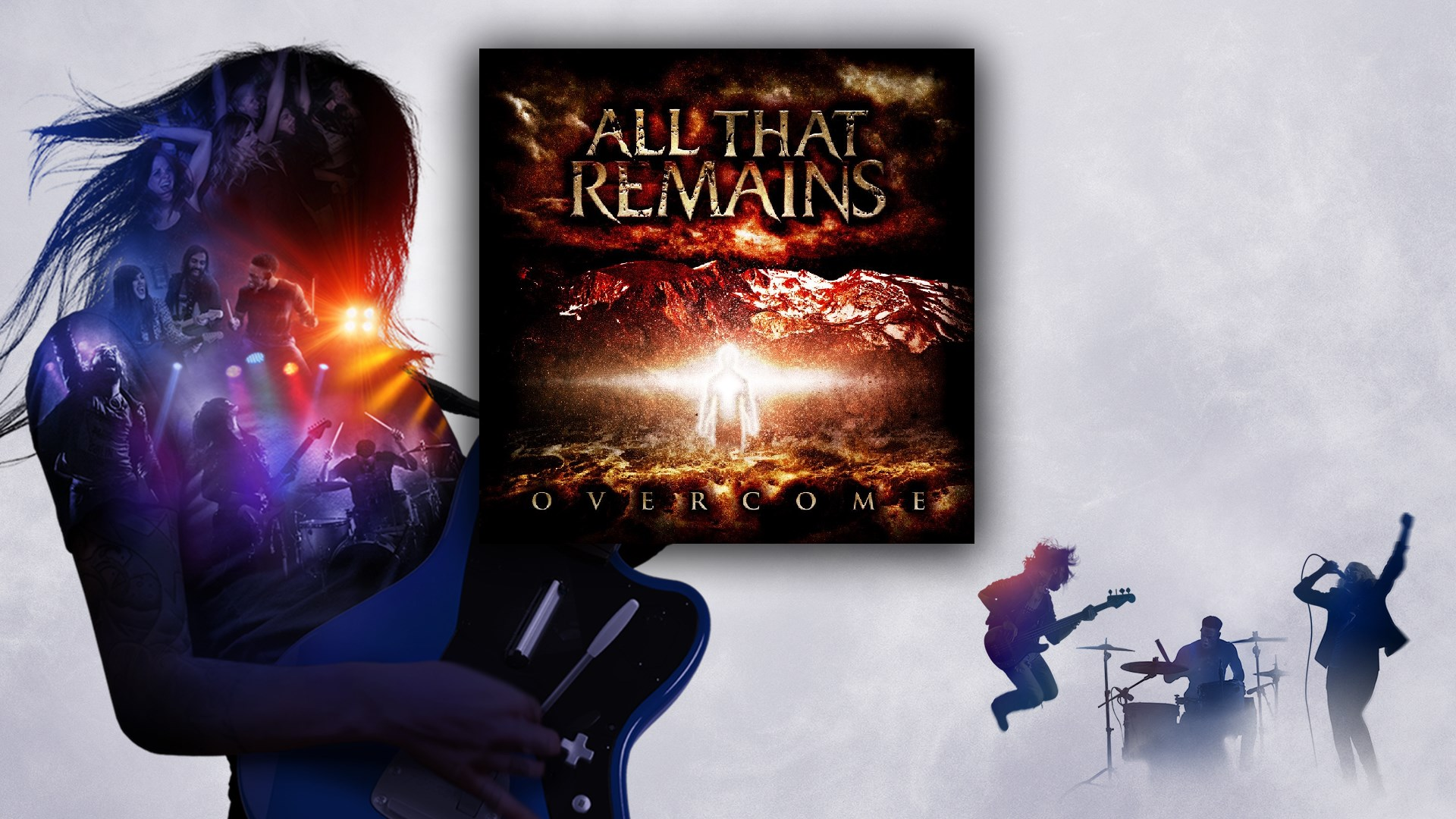 """""""Forever In Your Hands"""" - All That Remains"""