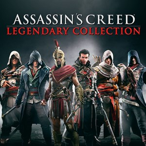 Assassin's Creed Legendary Collection Xbox One