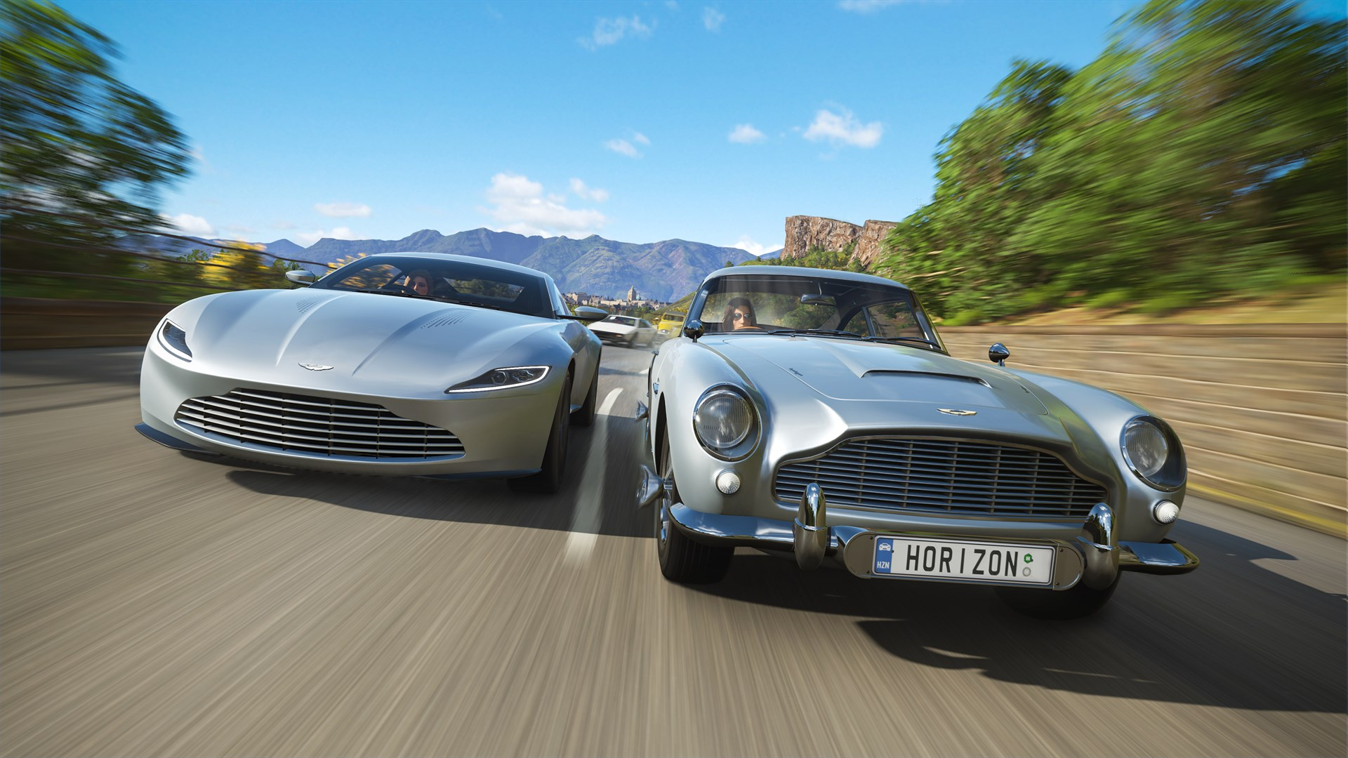 Forza Horizon 4 Best of Bond Car Pack