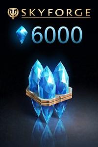 Carátula del juego Skyforge: 6000 Argents