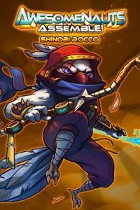 Carátula del juego Shinobi Rocco - Awesomenauts Assemble! Skin