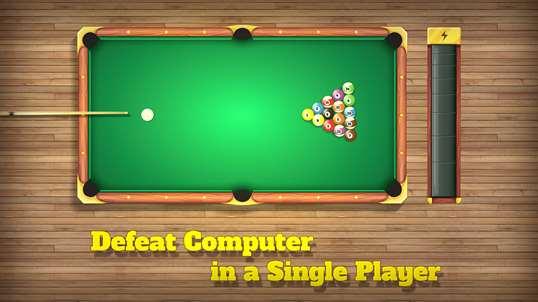 Pool: 8 Ball Billiards Snooker - Pro Arcade 2D PC Download