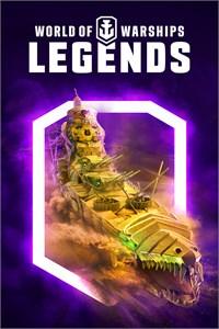 World of Warships: Legends - Antiker Champion