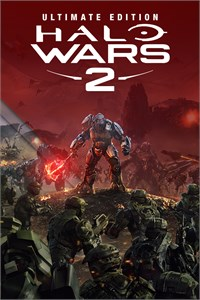 Carátula del juego Halo Wars 2: Ultimate Edition