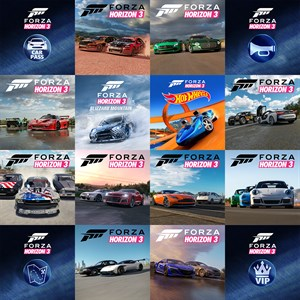 Forza Horizon 3 Complete Add-Ons Collection Xbox One