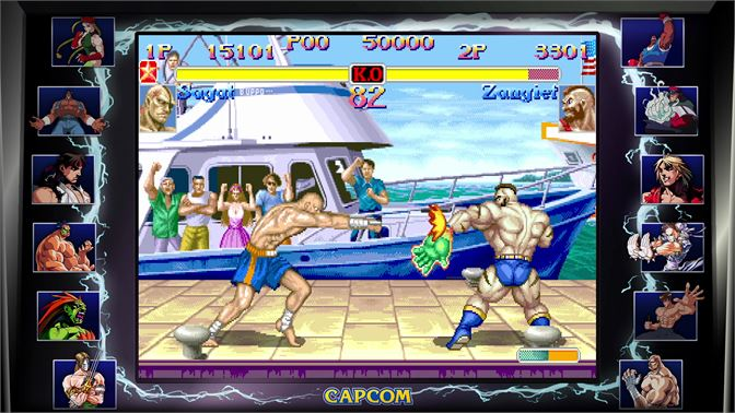 Buy Street Fighter 30th Anniversary Collection - Microsoft Store en-CA