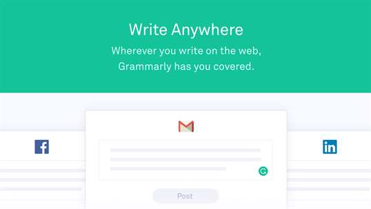 Grammarly for Microsoft Edge screenshot 5