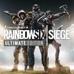Tom Clancy's Rainbow Six® Siege Ultimate Edition Logo