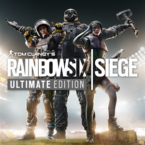 Tom Clancy's Rainbow Six® Siege Ultimate Edition Xbox One