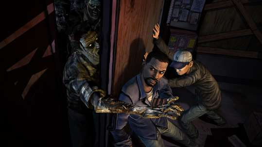 The Walking Dead: Season 1 screenshot 2
