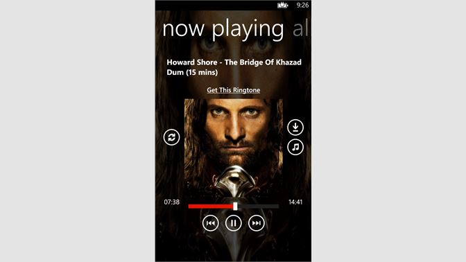 Get Soundtracks Music & Ringtones - Microsoft Store