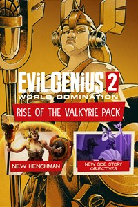 Evil Genius 2: Rise of the Valkyrie Pack