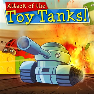 Attack of the Toy Tanks Xbox One