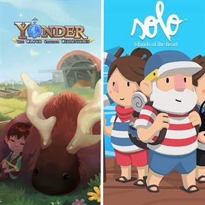 Solo: Islands of the Heart & Yonder: The Cloud Catcher Chronicles Xbox One
