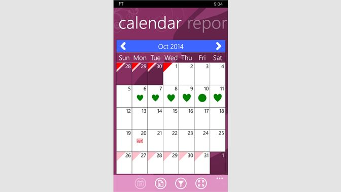 Buy Fertility Tracker - Microsoft Store
