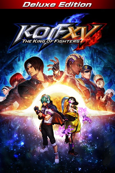 THE KING OF FIGHTERS XV Deluxe Edition - Pre-Order