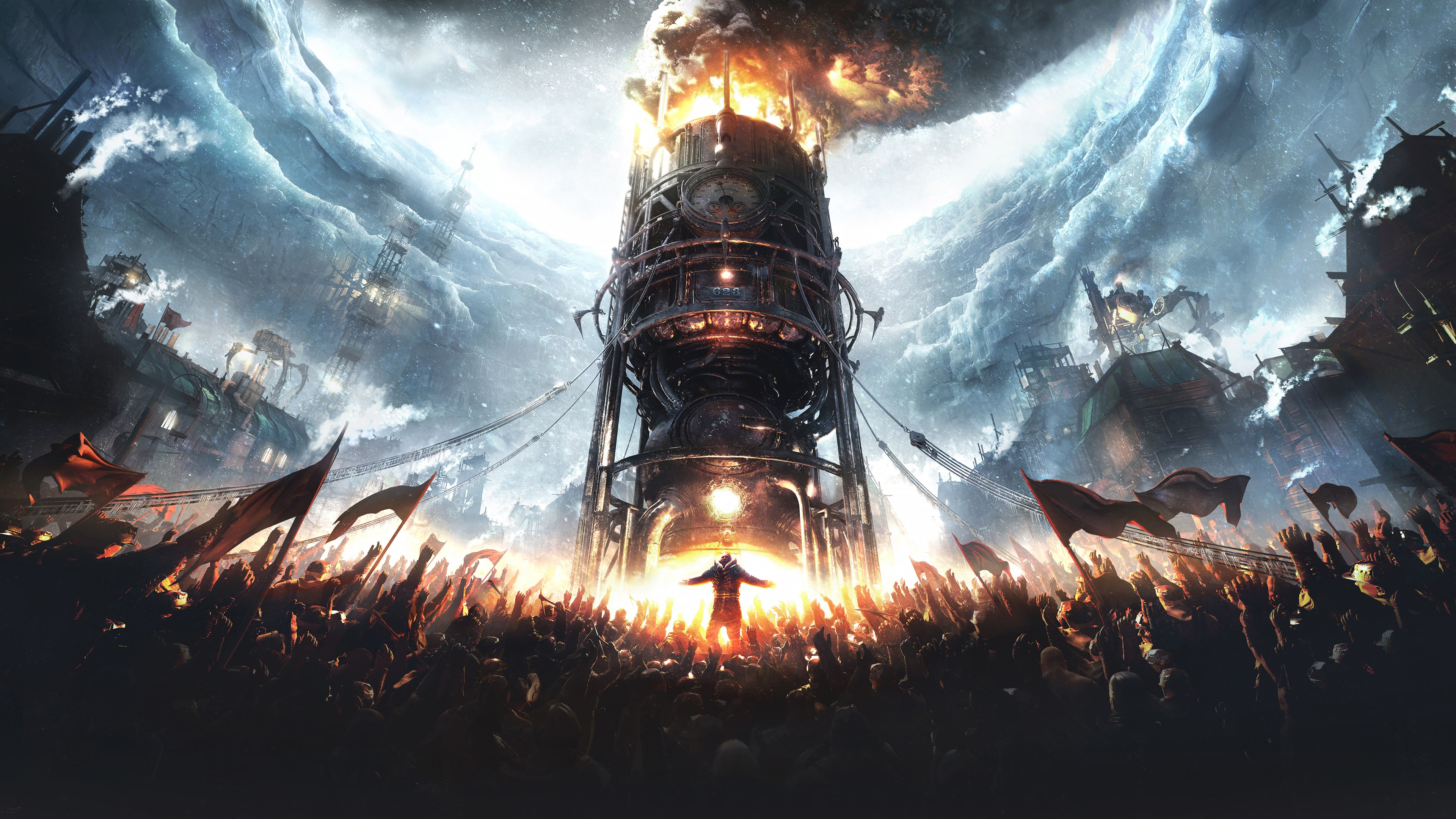 Скриншот №5 к Frostpunk Complete Collection