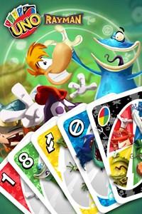 Carátula para el juego UNO Rayman Theme DLC de Xbox 360