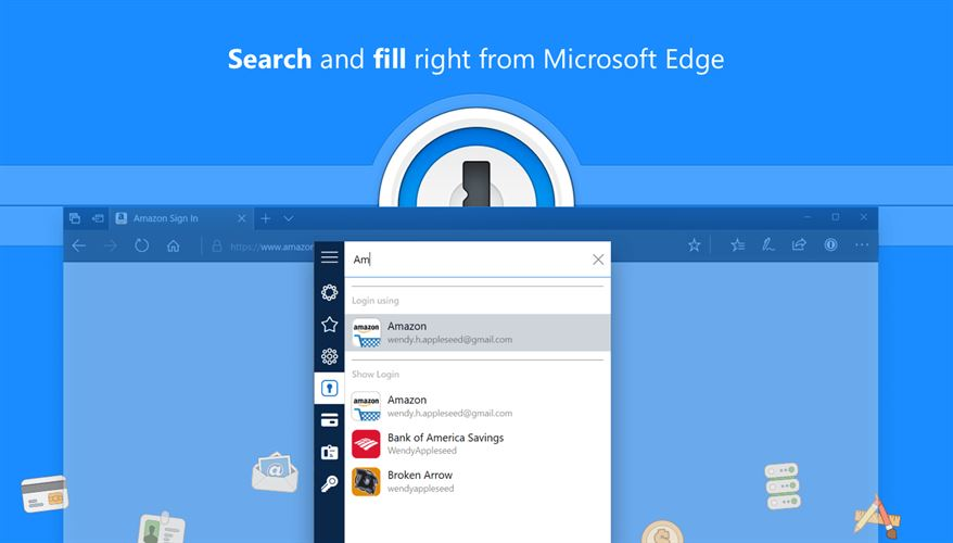 apps.17177.9007199266553711.068fe1b0-74e9-4b65-84f4-8a3e1ca3ee2c 1Password - Extension für Microsoft Edge endlich verfügbar Technology Web
