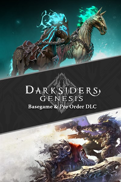 Darksiders Genesis Pre Order Bundle