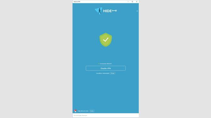 Get hide me VPN - Microsoft Store