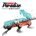 Burnout™ Paradise Remastered Logo
