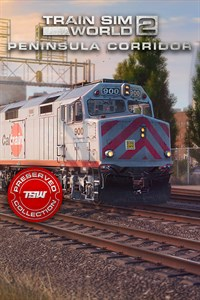 Carátula del juego Train Sim World 2: Peninsula Corridor: San Francisco - San Jose