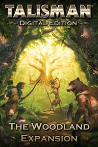 Talisman: Digital Edition - The Woodland Expansion