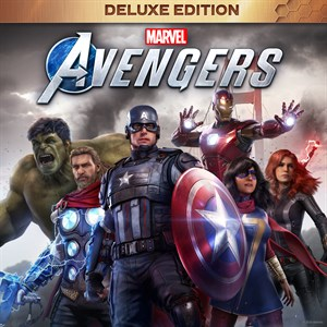 Marvel's Avenger's: Deluxe Edition Xbox One