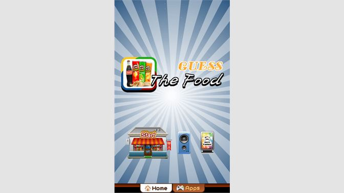 Get Guess the Food - Food Quiz - Microsoft Store