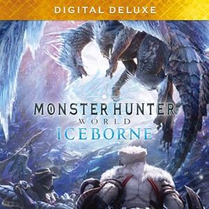 Digital Deluxe de Monster Hunter World: Iceborne Xbox One