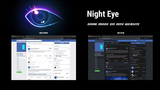 Night Eye screenshot 1
