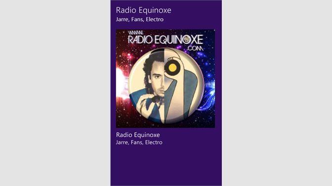 Get Radio Equinoxe - Microsoft Store