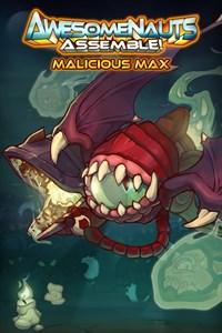 Carátula del juego Malicous Max - Awesomenauts Assemble! Skin